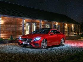Fotos de Mercedes Clase E 400 4Matic AMG Line Coupe C238 UK 2017