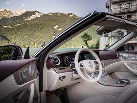 Ver foto 37 de Mercedes Clase E 400 4Matic Cabrio 25th Anniversary A238 2017