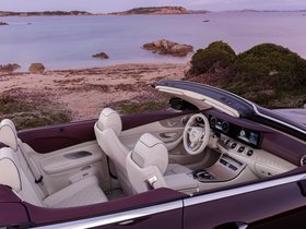 Ver foto 34 de Mercedes Clase E 400 4Matic Cabrio 25th Anniversary A238 2017