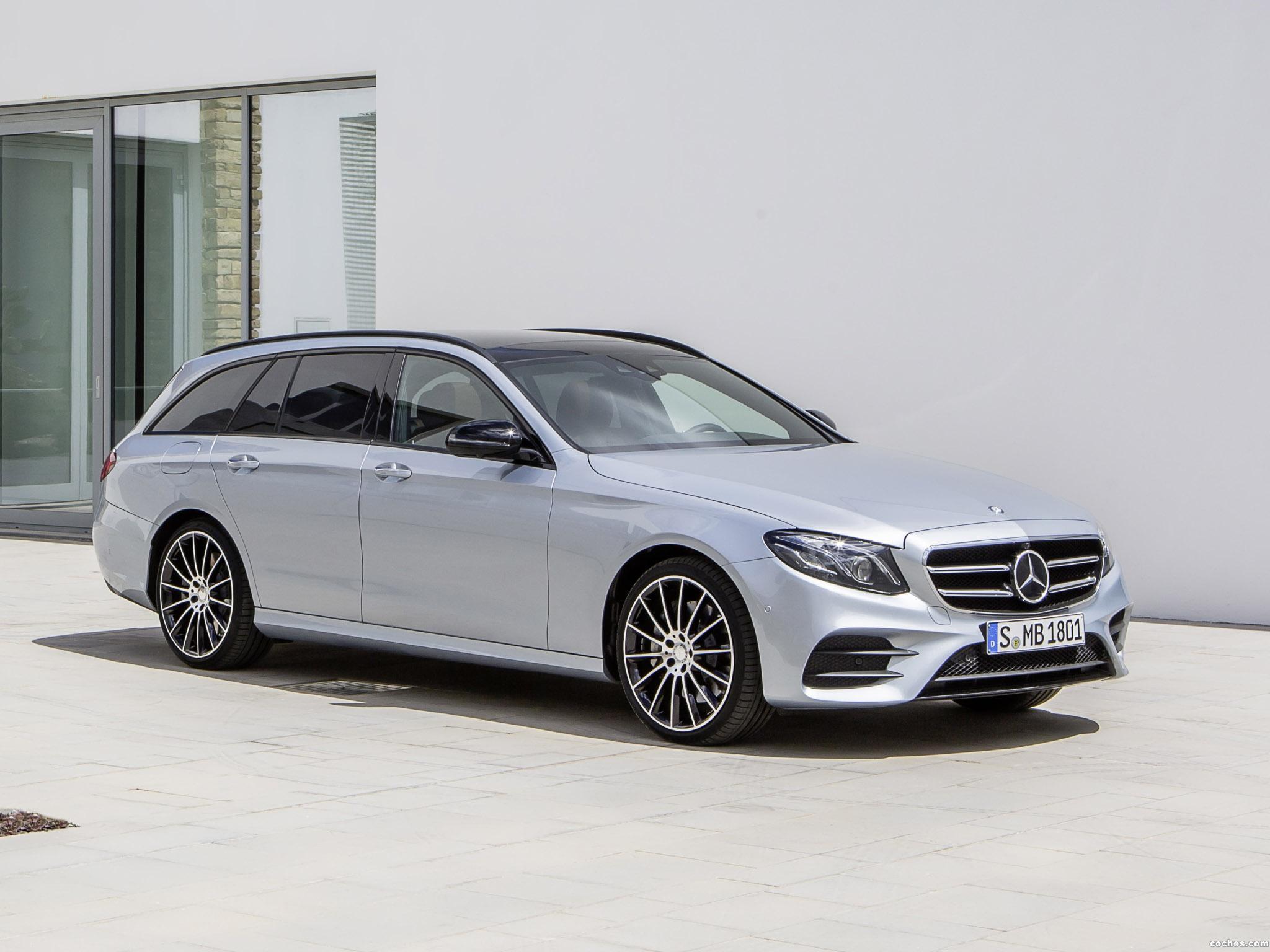 Foto 1 de Mercedes Clase E Estate E400 AMG Line S213 2016