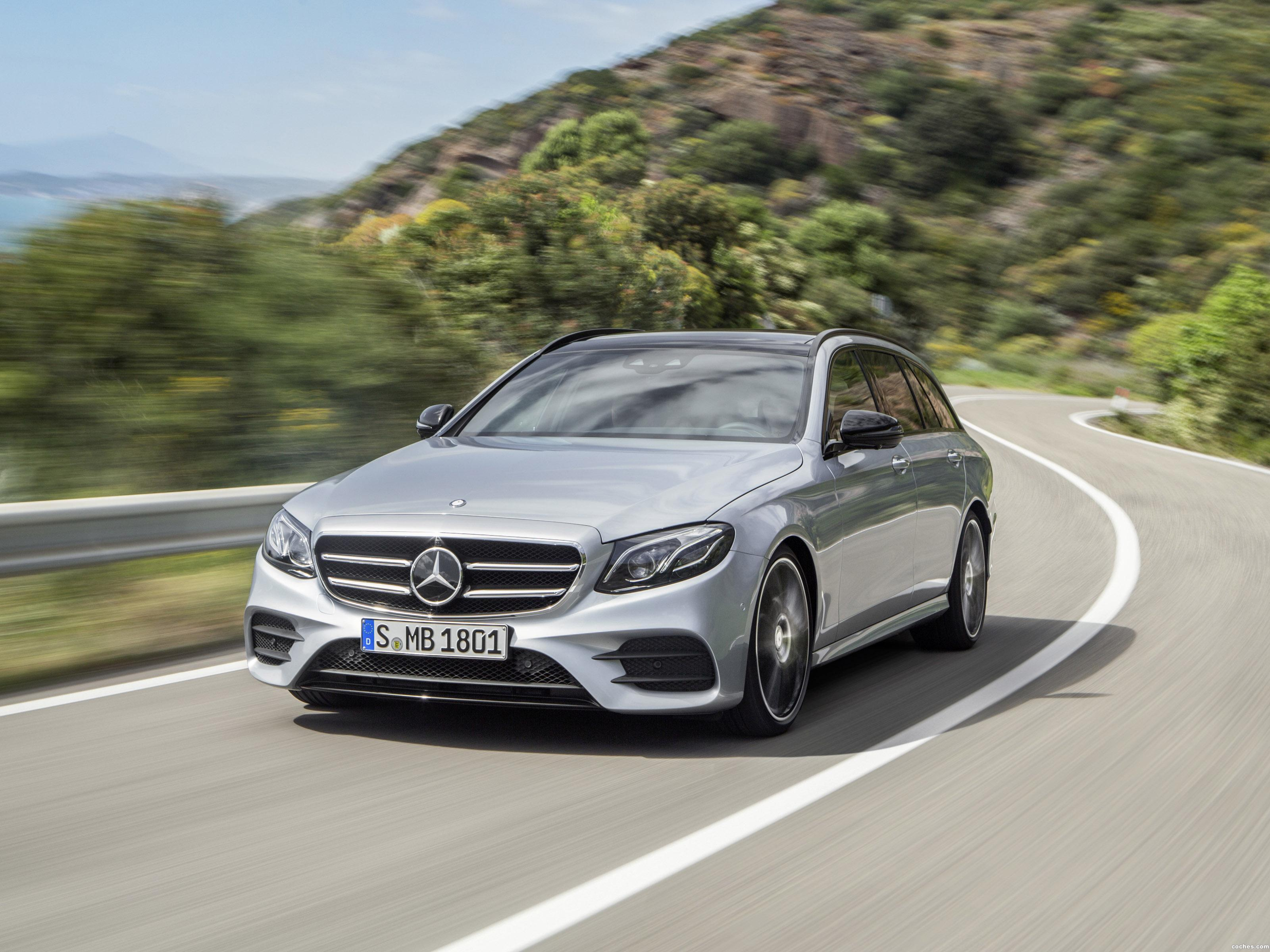 Foto 0 de Mercedes Clase E Estate E400 AMG Line S213 2016