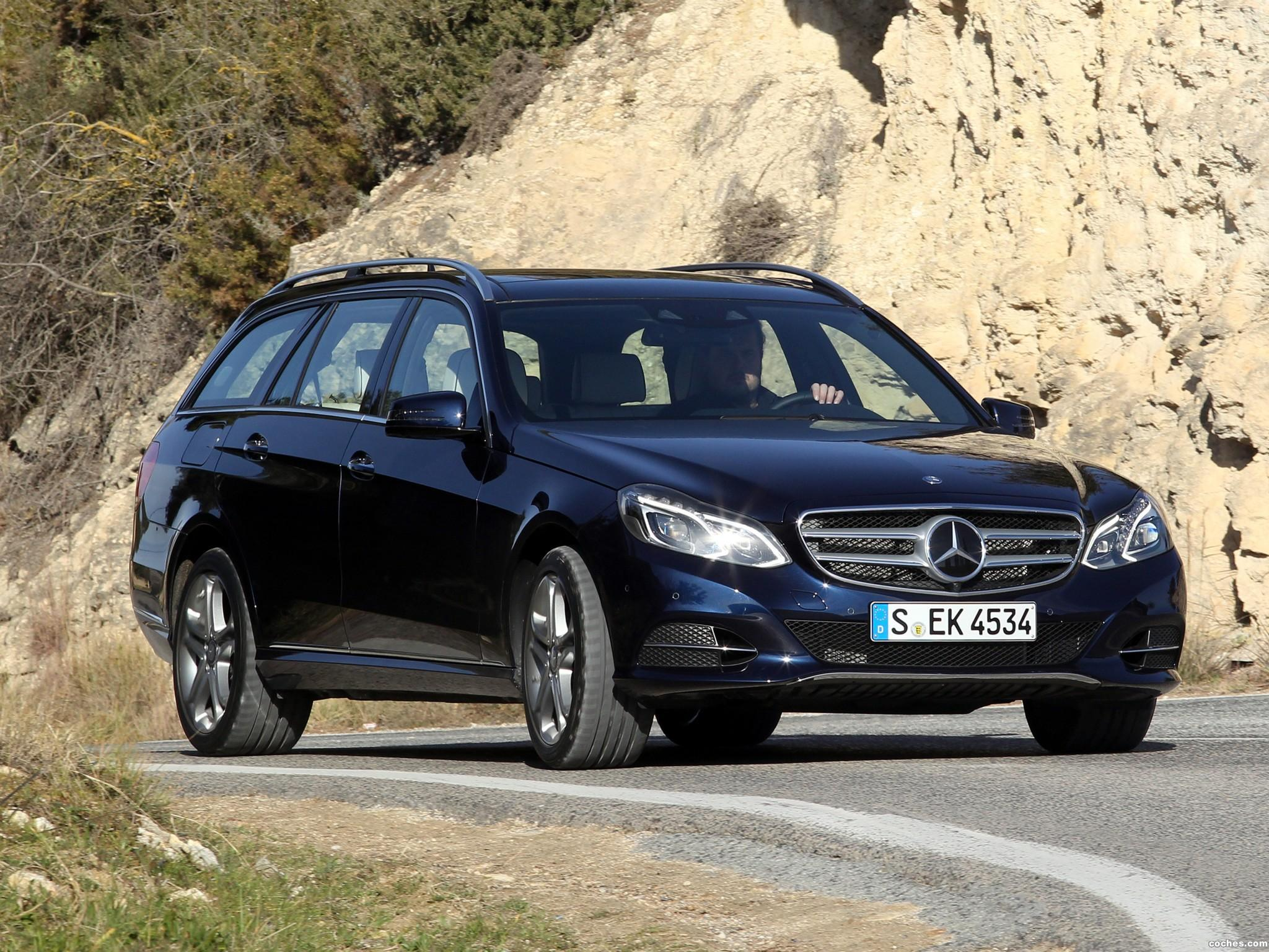 Foto 0 de Mercedes Clase E Estate E400 S212 2013