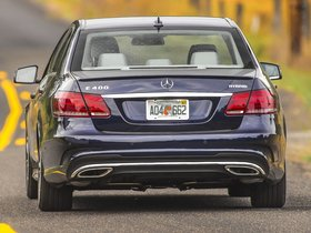 Ver foto 3 de Mercedes Clase E E400 Hybrid W212 USA 2013