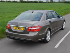 Ver foto 7 de Mercedes Clase E E500 AMG Sports Package UK W212 2009
