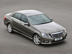 Ver foto 5 de Mercedes Clase E E500 AMG Sports Package UK W212 2009