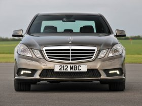 Ver foto 4 de Mercedes Clase E E500 AMG Sports Package UK W212 2009