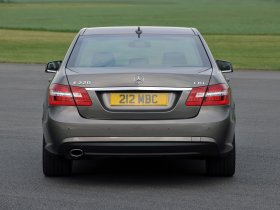 Ver foto 3 de Mercedes Clase E E500 AMG Sports Package UK W212 2009