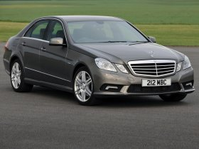 Ver foto 2 de Mercedes Clase E E500 AMG Sports Package UK W212 2009