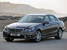 Fotos de Mercedes Clase E E500 AMG Sports Package UK W212 2009