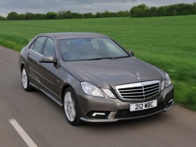 Ver foto 13 de Mercedes Clase E E500 AMG Sports Package UK W212 2009
