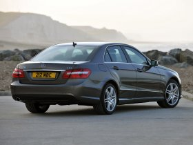 Ver foto 12 de Mercedes Clase E E500 AMG Sports Package UK W212 2009