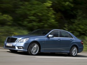 Ver foto 2 de Mercedes Clase E E500 BlueEFFICIENCY 2011