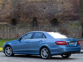Ver foto 10 de Mercedes Clase E E500 BlueEFFICIENCY 2011