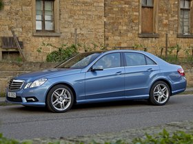Ver foto 8 de Mercedes Clase E E500 BlueEFFICIENCY 2011