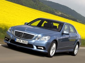 Ver foto 6 de Mercedes Clase E E500 BlueEFFICIENCY 2011