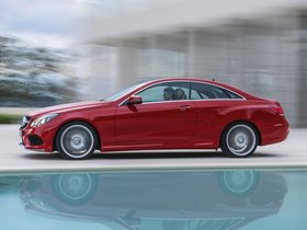 Ver foto 5 de Mercedes Clase E Coupe E500 AMG Sports Package C207 2013