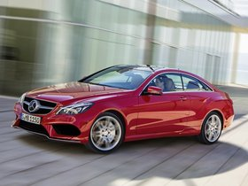 Ver foto 2 de Mercedes Clase E Coupe E500 AMG Sports Package C207 2013