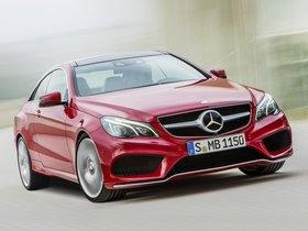 Ver foto 1 de Mercedes Clase E Coupe E500 AMG Sports Package C207 2013