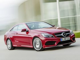 Ver foto 15 de Mercedes Clase E Coupe E500 AMG Sports Package C207 2013