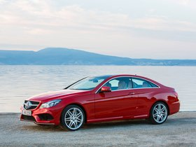 Ver foto 25 de Mercedes Clase E Coupe E500 AMG Sports Package C207 2013