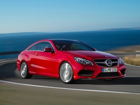 Ver foto 19 de Mercedes Clase E Coupe E500 AMG Sports Package C207 2013