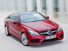 Ver foto 14 de Mercedes Clase E Coupe E500 AMG Sports Package C207 2013