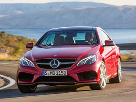 Ver foto 17 de Mercedes Clase E Coupe E500 AMG Sports Package C207 2013