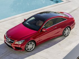 Ver foto 8 de Mercedes Clase E Coupe E500 AMG Sports Package C207 2013