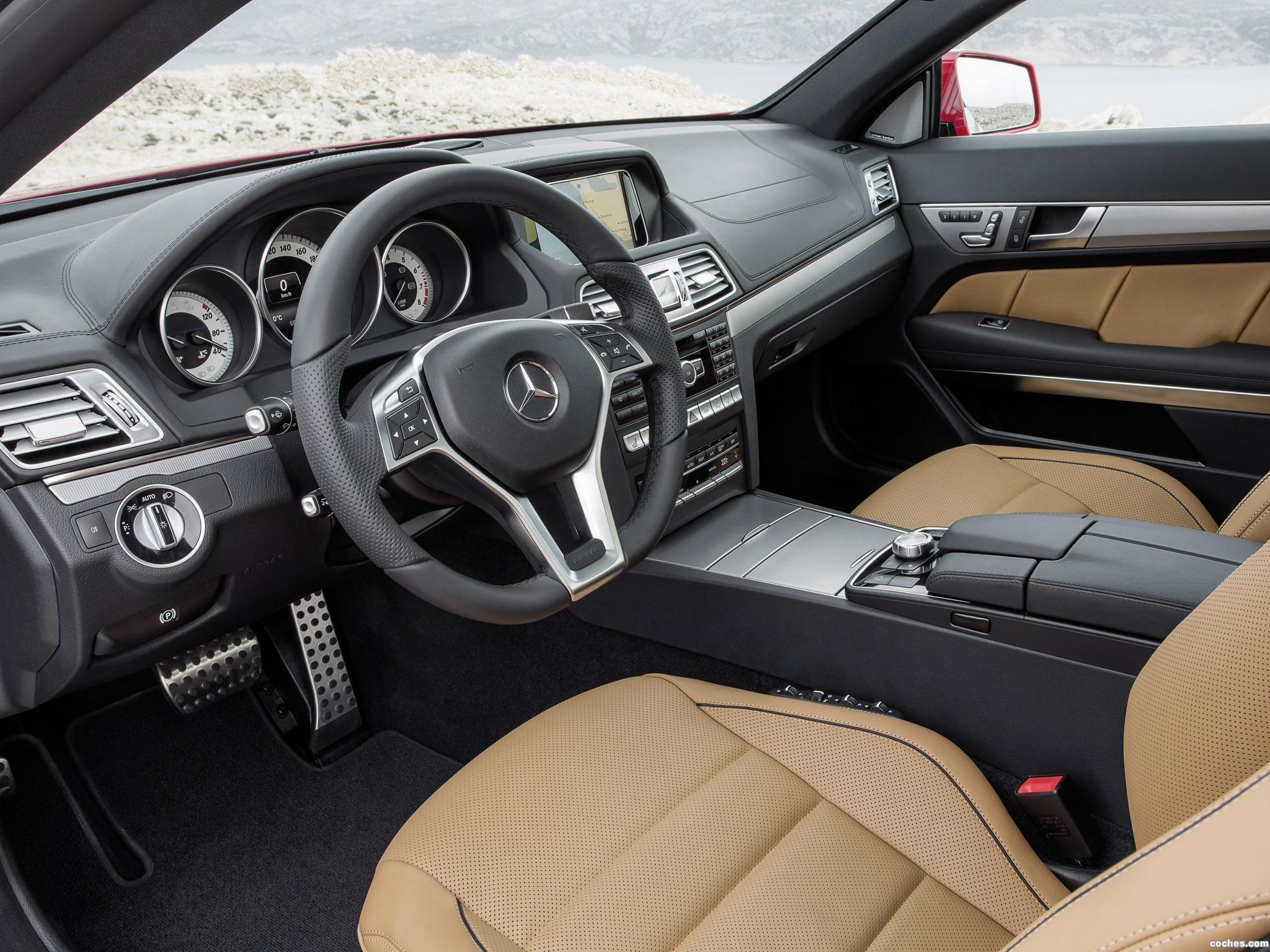 Foto 15 de Mercedes Clase E Coupe E500 AMG Sports Package C207 2013