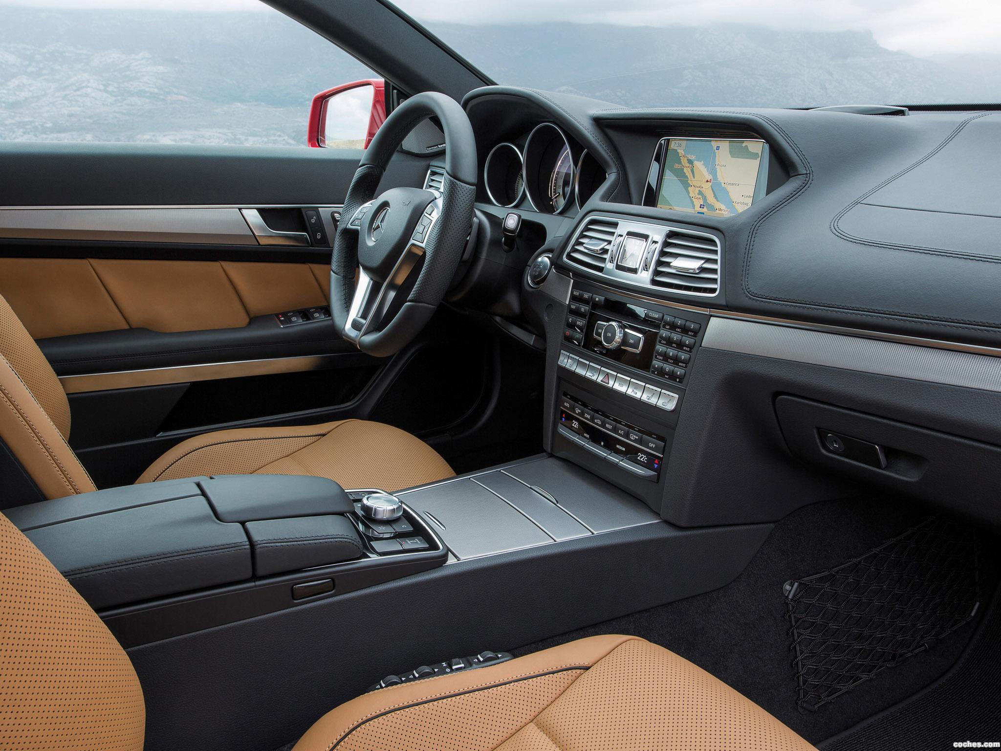 Foto 30 de Mercedes Clase E Coupe E500 AMG Sports Package C207 2013