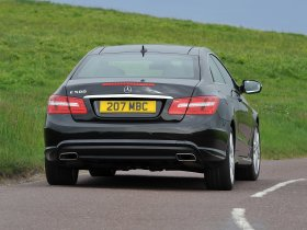 Ver foto 6 de Mercedes Clase E Coupe E500 AMG Sports Package UK 2009