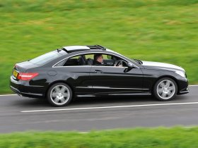 Ver foto 4 de Mercedes Clase E Coupe E500 AMG Sports Package UK 2009