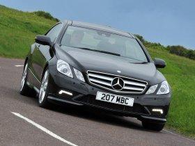 Fotos de Mercedes Clase E Coupe E500 AMG Sports Package UK 2009