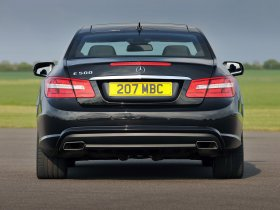 Ver foto 12 de Mercedes Clase E Coupe E500 AMG Sports Package UK 2009