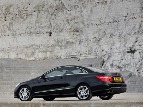 Ver foto 8 de Mercedes Clase E Coupe E500 AMG Sports Package UK 2009