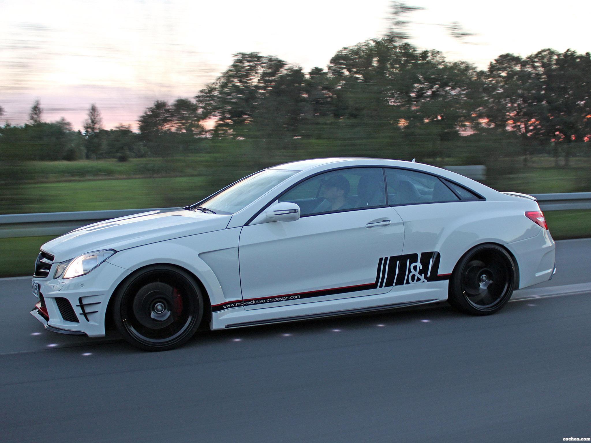 Foto 0 de Mercedes E500 Coupe M&D Exclusive Cardesign 2013