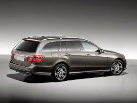 Ver foto 3 de Mercedes Clase E Estate E500 2009