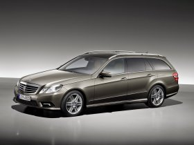 Fotos de Mercedes Clase E Estate E500 2009