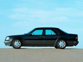 Ver foto 3 de Mercedes Clase E E500 W124 1993