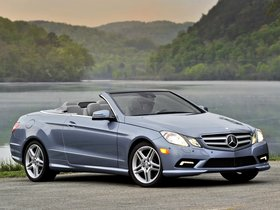 Ver foto 4 de Mercedes Clase E Cabrio E550 A207 2010