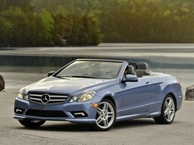 Ver foto 3 de Mercedes Clase E Cabrio E550 A207 2010