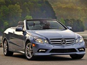 Fotos de Mercedes Clase E Cabrio E550 A207 2010