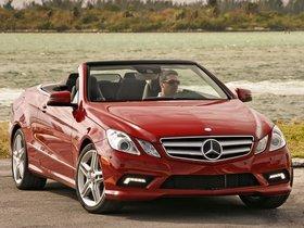 Ver foto 17 de Mercedes Clase E Cabrio E550 A207 2010