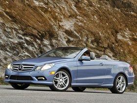 Ver foto 16 de Mercedes Clase E Cabrio E550 A207 2010