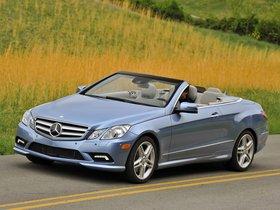 Ver foto 14 de Mercedes Clase E Cabrio E550 A207 2010