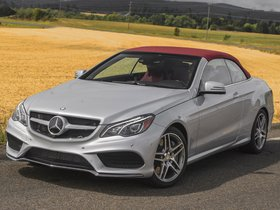 Ver foto 5 de Mercedes Clase E E550 Cabrio AMG Sports Package A207 USA 2013