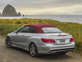 Ver foto 3 de Mercedes Clase E E550 Cabrio AMG Sports Package A207 USA 2013