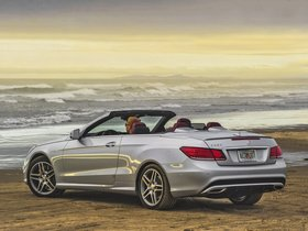 Ver foto 2 de Mercedes Clase E E550 Cabrio AMG Sports Package A207 USA 2013