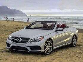 Fotos de Mercedes Clase E E550 Cabrio AMG Sports Package A207 USA 2013