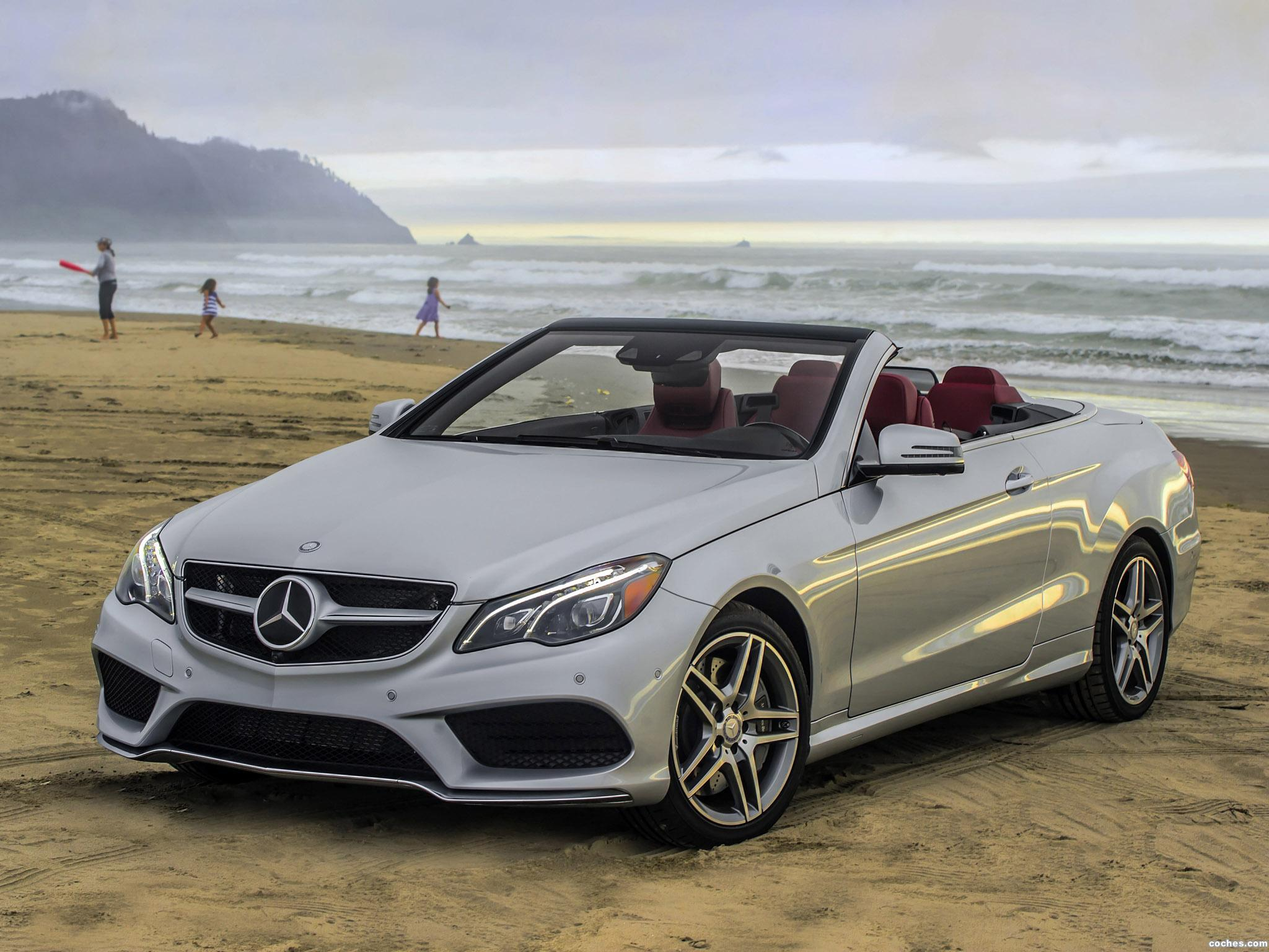 Foto 0 de Mercedes Clase E E550 Cabrio AMG Sports Package A207 USA 2013
